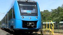 هل يستبدل قطار الهيدروجين قطار الديزل؟