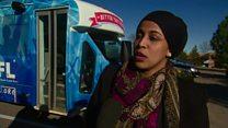برای اولین بار یک زن مسلمان در راه حضور در کنگره آمریکا