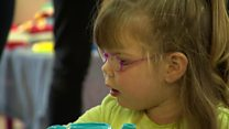 Helping disabled children in Dover