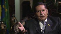 General Mourão diz que não será um 'vice decorativo'