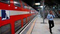 Israel's new fast train