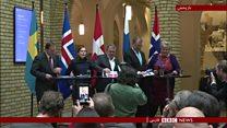 اتهام توطئه ترور در دانمارک اروپا را از ایران دور میکند