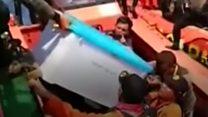 Lion Air 'black box' found in sea
