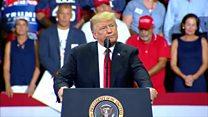 Media seen as enemy of people - Trump