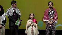 المغربية مريم أمجون بطلة القراءة في العالم العربي
