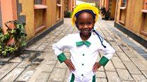 Six-year-old Kenyan saving the planet