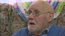 'Pwysig cofio': Y cyn-filwr 100 oed