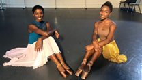 Making a pointe of diversity