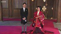 Putri Jepang lepaskan gelar bangsawan demi cinta