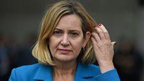 Rudd: Home Office had no grip on Windrush