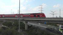 قطار القدس السريع يثير جدلا في الضفة الغربية