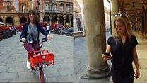Болонья - місто, у якому за велопоїздки можна отримати пиво