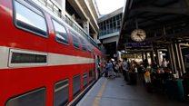 یروشیلم سے تل ابیب تیز رفتار ٹرین سے فلسطینی ناراض