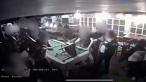 Police look into 20-strong 'pub fight'