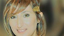 ضيفة إكسترا في أسبوع: النحاتة اللبنانية نادين أبو زكي