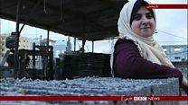 سیمان سبز' ابتکار دختر فلسطینی برای مردم غزه'