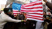 واکنشها در ایران به بازگشت تحریمهای آمریکا