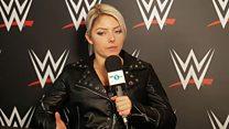 WWE's Alexa Bliss: 'Bodybuilding saved my life'