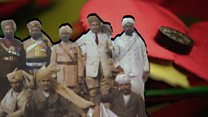 'Khadi' poppy marks India's WW1 servicemen