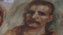 Portraits recall Iolaire disaster