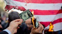 ادامه واکنشها به بازگشت تحریمهای آمریکا علیه ایران