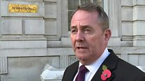 Fox: UK must be able to end backstop