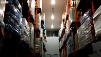 Brexit storage firm's 'lack of space'