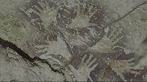 اقدم رسم لحيوان منذ 40 ألف عام