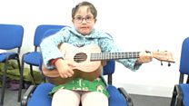Music helps children with Down's syndrome
