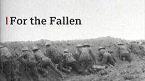 Poem to honour casualties of WW1