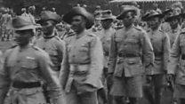 पहले विश्व युद्ध में भारतीय सैनिक