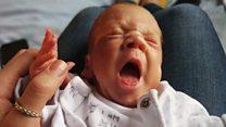 'Felt my maternity leave slipping away'