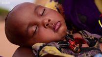 केन्यामा केही बालिकाहरूको जन्मिएकै दिन विहेको कुरा छिनिन्छ