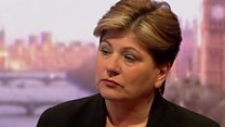 Thornberry: 'All options on the table' on Brexit