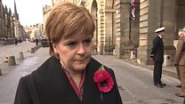 FM: 'We must learn the lessons' of WWI