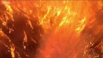 كيف يمكن إطفاء حرائق الغابات؟