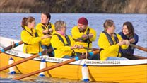Pilot gig racing comes to Sussex