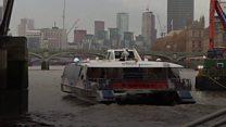 Building London's new Clipper vessel