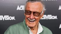 Stan Lee: The human behind the heroes