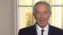 Blair on May Brexit deal: 'This won't work'