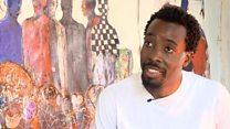 'I preserve history with my art'