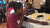 Igikorwa cyo gupima diabete mu Rwanda
