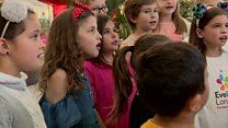 Kidney transplant children form choir
