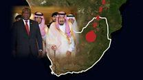 Khashoggi, South African arms and the Saudis