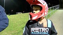 Boy, 11, reaches BMX world championships