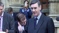 Rees-Mogg names potential May successors
