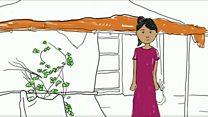 قصة كامرو التي تعيش في كوخ الخيزران