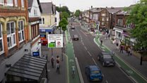Plans revealed for new cycle lanes