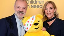 Record-breaking year for Children in Need