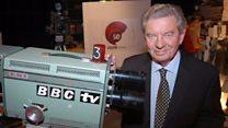 Richard Baker: The first news bulletin on BBC TV